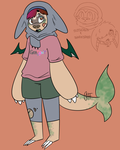fusion: sloth shark by fanface