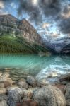 Lake Louise II by Azagh