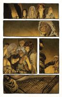 Mad Max: Fury Road - Furiosa #1 Page 37 by T-RexJones