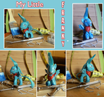 My Little Franky by Snuckledrops