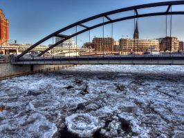 Frozen River by MisterKrababbel