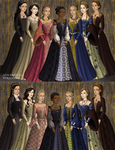 Untitled Tudors revamp Comparison by Shonz1516