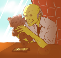 Mr. Burns by DontbeModest