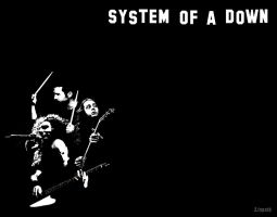 System Of A Down by Linpath