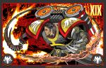 L-19-Corax the Wounded-desktop by Lord-Solar