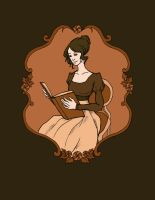 Pride and Prejudice and Peppermint by Evanira