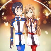 .: SAO : New Outfits :. by Sincity2100