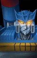 TF: Soundwave Unmasked by Pinkuh