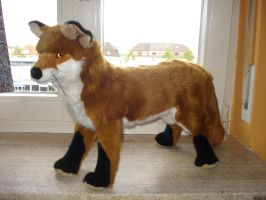 Big Limited Fox by Kosen by DreamyArcticWolf