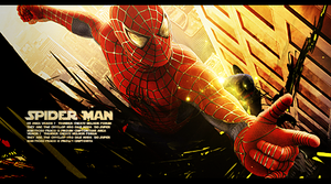 Sign Spider Man by Griimmjow