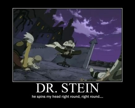 Dr. Stein... by FaNg-LuVer