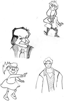 caricatura practica 1 by Zombie2013