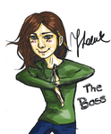 The Boss by houkin