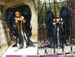 Nene Thomas - Midnight Wings by yayacosplay