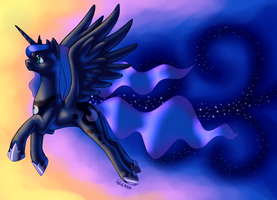 Bring out the night by rarewhitewolf