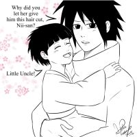 Izuna the Uncle by YumeSamasLover