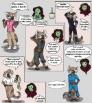 Rocket goes Clothes Shopping: Page4 of 5 by Trying2FanFiction