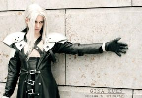 Sephiroth - The Last God by NanjoKoji