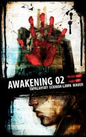 Awakening Issue 2 cover by TheABones