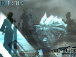 Cloud Strife by LordPyro