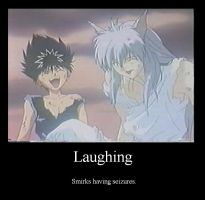 Hiei and Youko's 'Excuse' by fai-fly