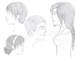 Profile Practice (Avatar?) by the-rose-of-tralee