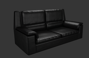 Sofa by paintevil