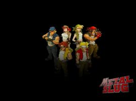 METAL SLUG 2009 COMPLETE by EstudiosEverest