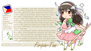 Philippines OC Profile by kawaiipanda-aru