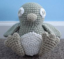 amigurumi penguin by TheArtisansNook