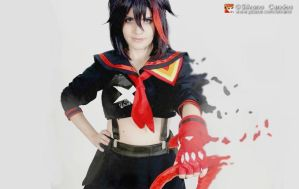 Don't lose your way - Kill La Kill by YuukiCosplayer