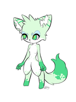 Anthro Adoptable #1 by Celabay