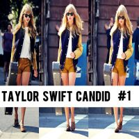Candid Taylor Swift #1 by LuuliTomlinson
