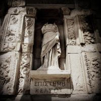 Ephesus Knowledge by lostknightkg