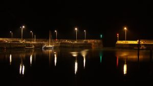 St. Monan's Harbour by Master-G