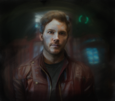 Starlord by M4geOfSp4ce