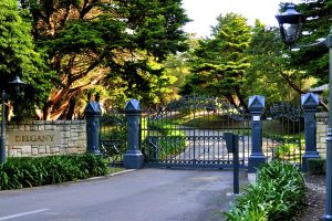 Delgany Gates by djzontheball