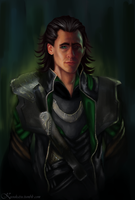Loki by Guzzardi