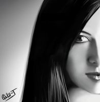 Portrait 1 by Otaku-J