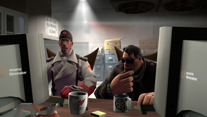 [SFM] Colleagues by SovietDenmark