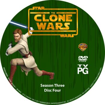 Star Wars The Clone Wars S3 D4 by Mastrada101