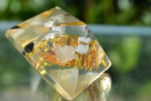 Octahedron 12 by hollyfieldsofgold