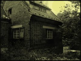 Old Cottage by RainyDayFairy