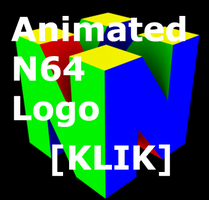 Animated N64 Logo by VeggieB0i
