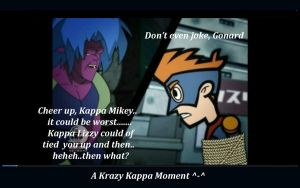 Poor Kappa Mikey by kappalizzy