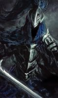 Abyssal Knight by cubehero