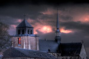 Church HDR by creativecircle
