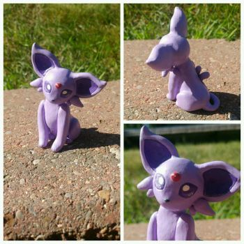 Espeon Sculpture for Sale by Sara121089