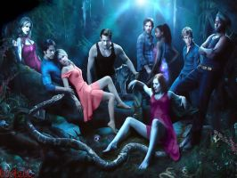 TrueBlood Family by 66sabz66