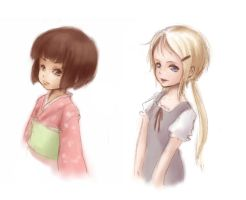 girls by khell-t